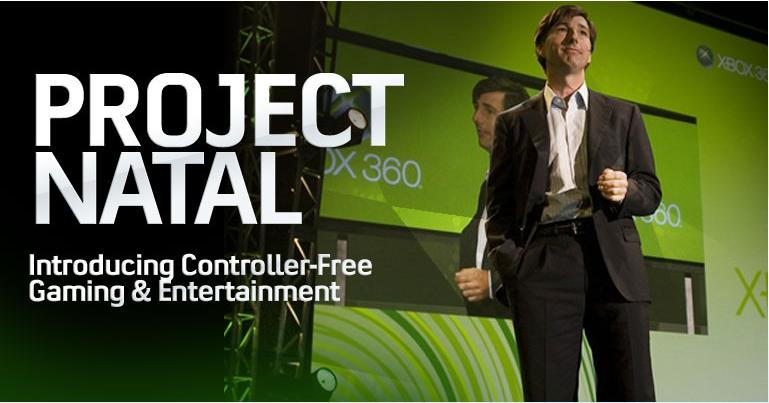 Project Natal: Controller-Free Gaming