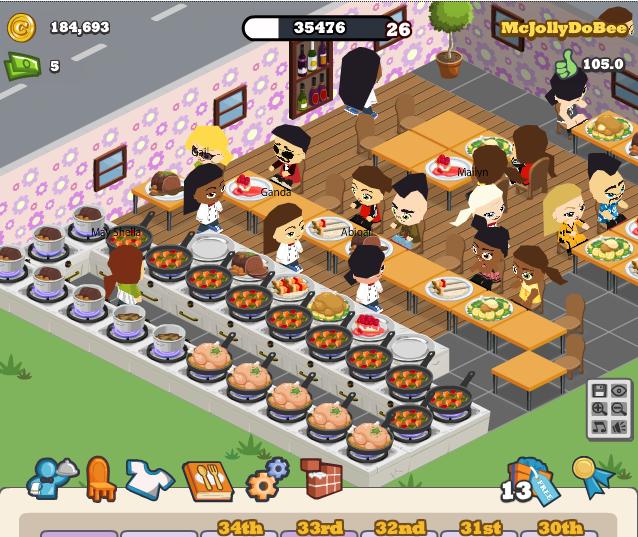 Cafe-World