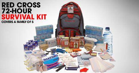 Survival kit list philippines