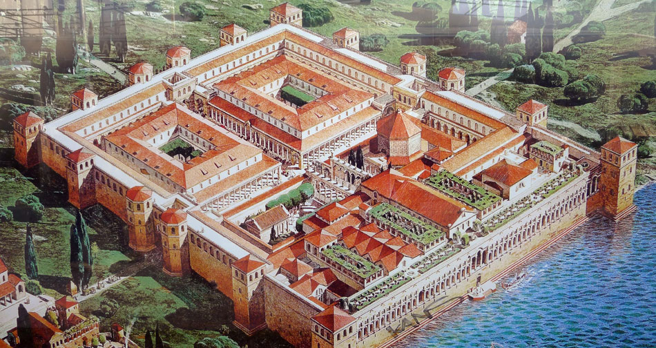 palace of diocletian - photo #19