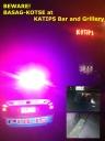 Basag Kotse at KATIPS Bar and Grillery
