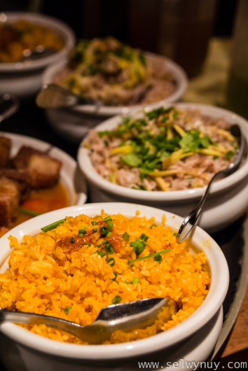 Kanin Club rice