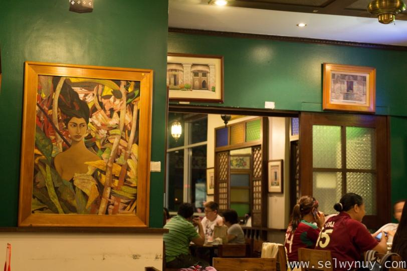 Kanin Club Interior