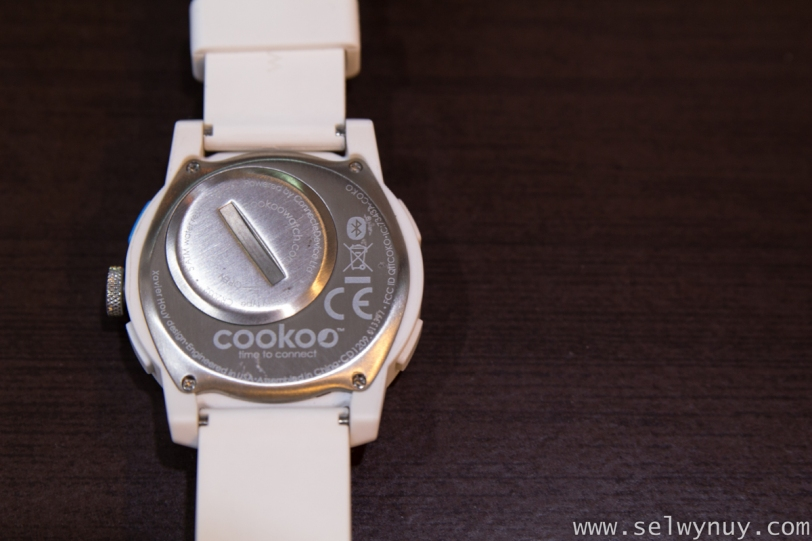 Cookoo Watch Back Battery Cover