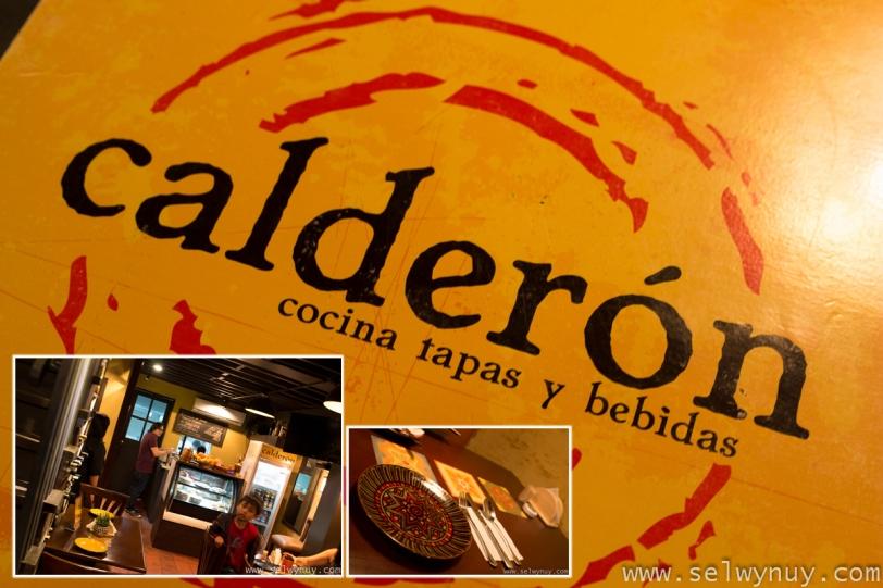 Calderon Spanish Tapas