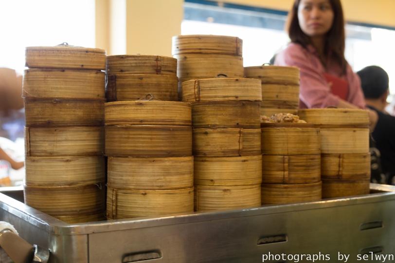 Dim Sum Cart Causeway Seafood