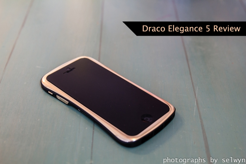 Draco Elegance 5 Case Review