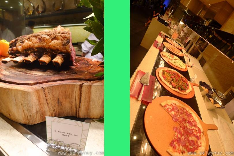 Fresh Buffet Tables