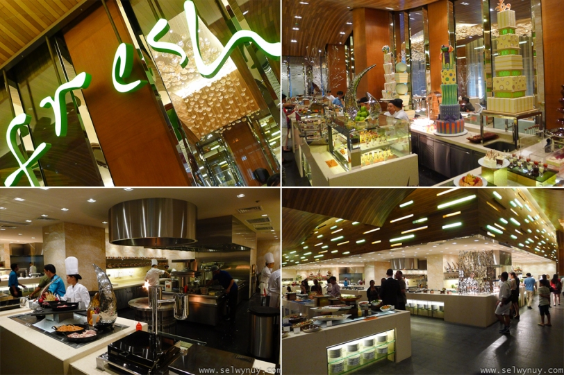 Solaire Fresh Buffet Prices