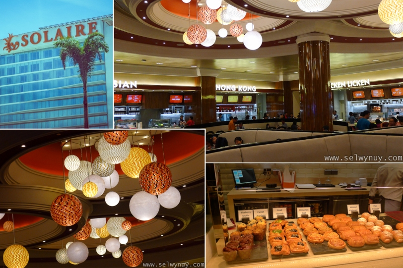 Solaire Food Court