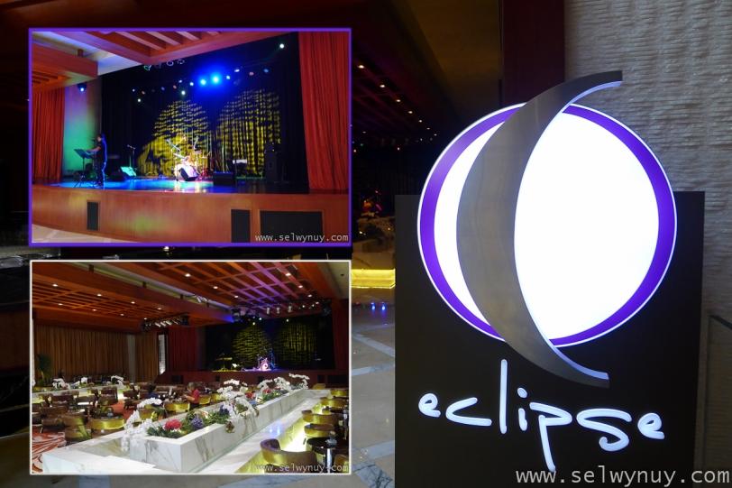 Eclipse Bar Solaire