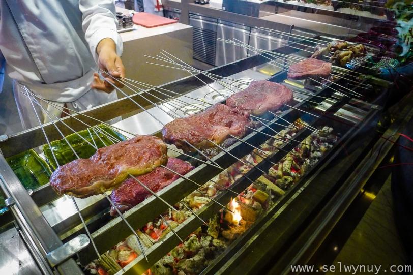Solaire Restaurant Japanese Yakumi
