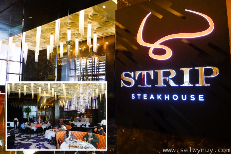 Strip Steakhouse Solaire