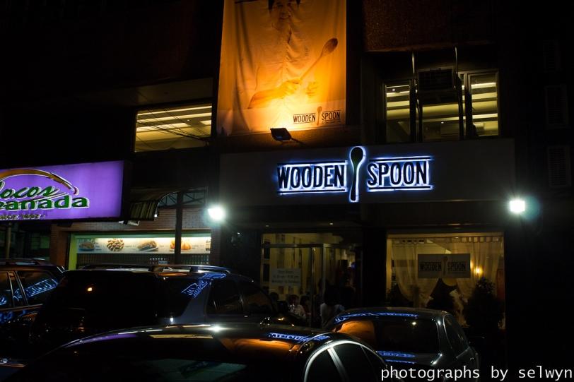 Wooden Spoon Katipunan