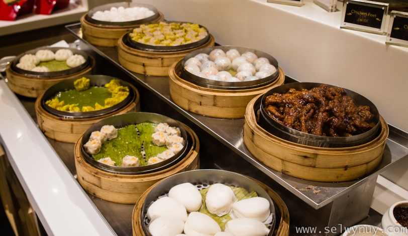 Vikings Dimsum Choices