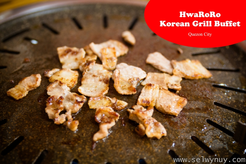 HwaRoRo Korean Grill Buffet