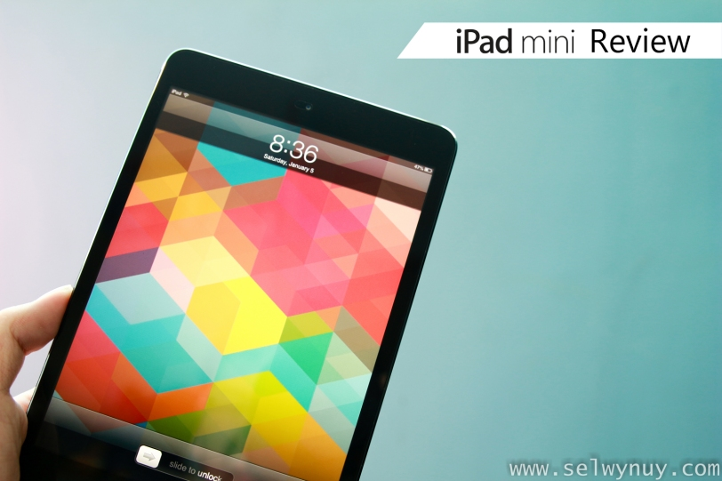 iPad Mini Review Philippines