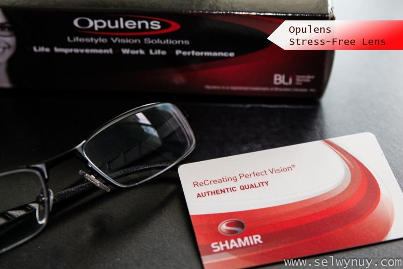 Opulens Stress Free Lens