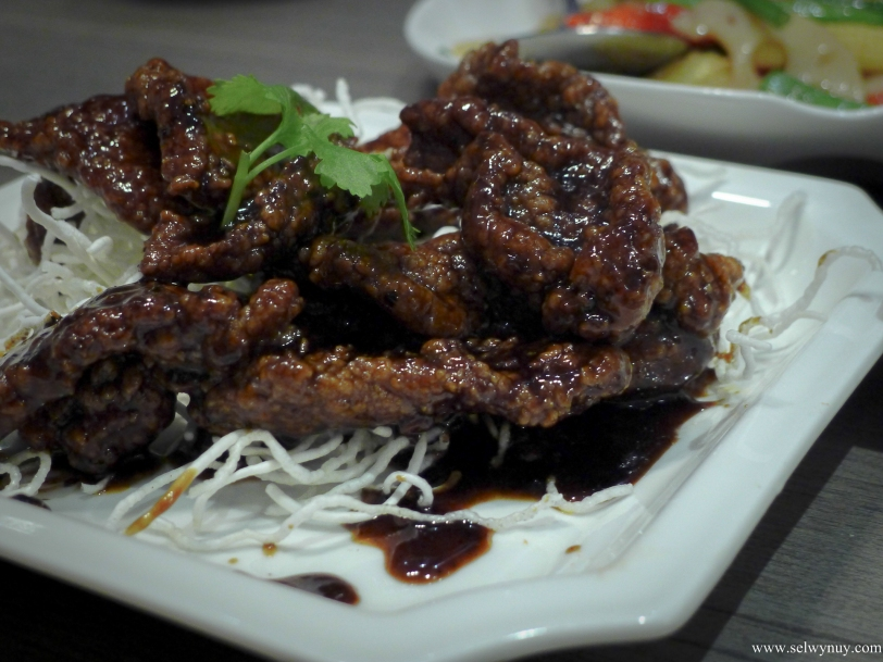 Boon Tong Kee Coffee Pork Ribs
